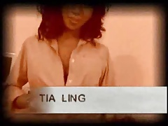 Tia Ling Threesome and DP