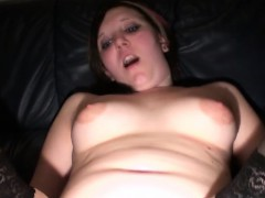 Big babe gets taken to...